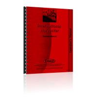 International Harvester 400 Fast Hitch Operator Manual