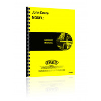 John Deere 4620 Air Conditioning & Heating Systems Service Manual