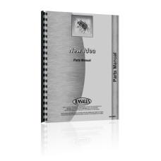 New Idea 3609 Manure Spreader Parts Manual