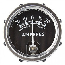 Ford Ammeter Gauge (20-0-20) (ABC016)