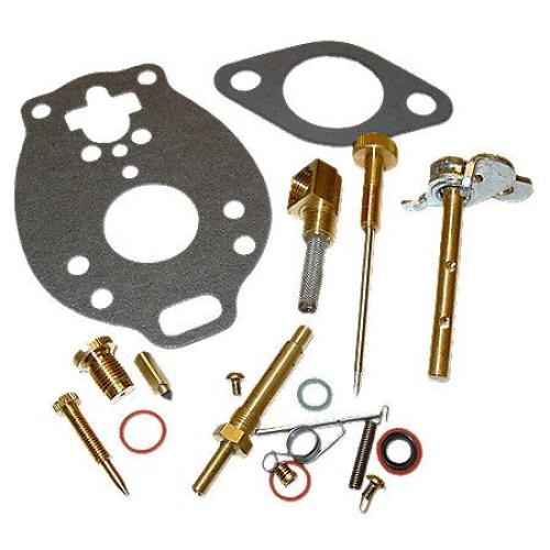 Marvel Carb 135 Massey : Massey ferguson basic marvel schebler carburetor repair
