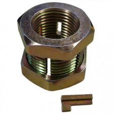 Case Front Wheel Clamp Lock Nut (ABC254)