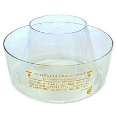 Farmall Pre Cleaner Bowl -- Plastic, 7 inch Diameter (ABC338)
