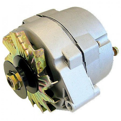 John Deere 63 Amp One Wire Alternator With Pulley