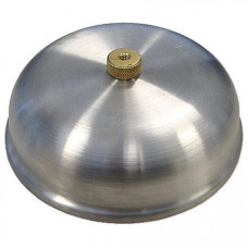 Cockshutt Aluminum Pre-Cleaner Cover With Brass Knurled Nut (ABC554)