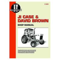 Case 1410 Tractor Service Manual (IT Shop)