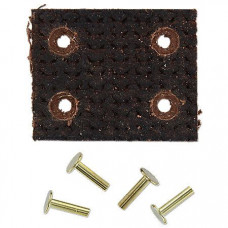 Case Belt Pulley Brake Lining With 4 Rivets (CKS1882)