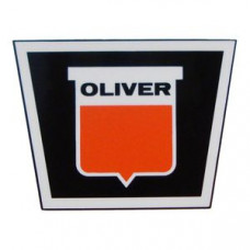White / Oliver Tractor Mylar Decal(DEC452)