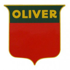 White / Oliver Tractor Mylar Decal(DEC454)