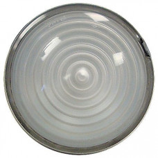Universal 6 Volt Sealed Beam Bulb `Frosted` wtih Rings