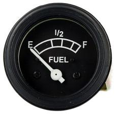 Ford 12 Volt Negative Ground Fuel Gauge With Black Bezel (FDS276)