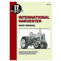 Farmall 400 Tractor Service Manual (IT Shop)