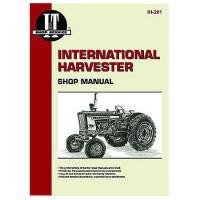 Farmall 140 Tractor Service Manual (IT Shop)