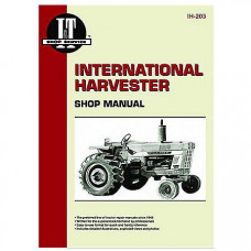 International Harvester 1206 Tractor Service Manual [IT Shop]