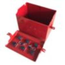 Farmall Battery Box wtih Lid (IHS3146)