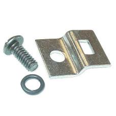 International Distributor Cap Spring Clip Bracket, Screw With Lock Washer