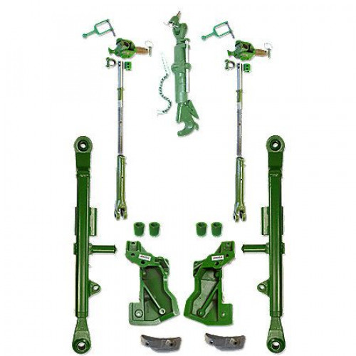 Tractor Adjustable Stabilizer Arm : John deere original style point hitch kit jds