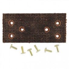 John Deere Belt Pulley Brake Lining Kit With Rivets (JDS1887)