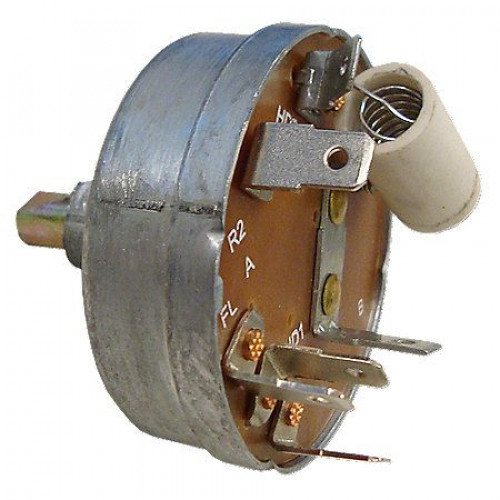 John Deere 4 Position Light Switch Without Knob JDS853