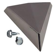 John Deere Chrome Metal Hood Ornament (JDS896)