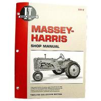 Massey Harris 44 Tractor Service Manual (Shop)