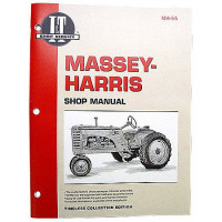 Massey Harris 44 Tractor Service Manual (Special G&D) [IT Shop]