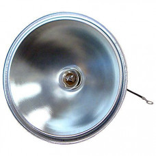 Reflector For 5-3/4 inch Front Light With Pigtail and 12 Volt Bulb