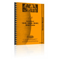 Fiat 180-90 Tractor Service Manual