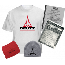 Deutz Tractor Gift Set