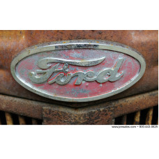 Ford Tractor emblem T-shirt