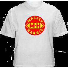 Massey Harris Logo T-shirt