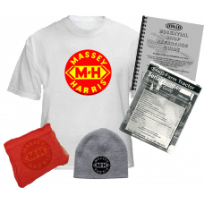 Massey Harris Gift Set