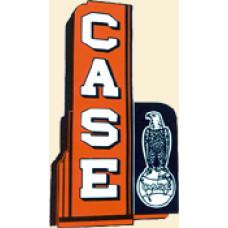 Case Eagle on Globe Tin Sign T-shirt
