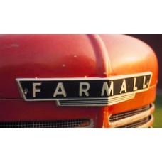 Farmall Tractor Emblem T-shirt