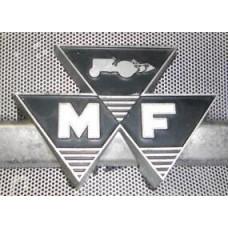 Massey Ferguson Grill Logo T-shirt