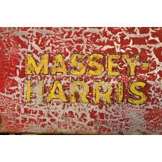 Massey Harris Rustic Logo T-shirt