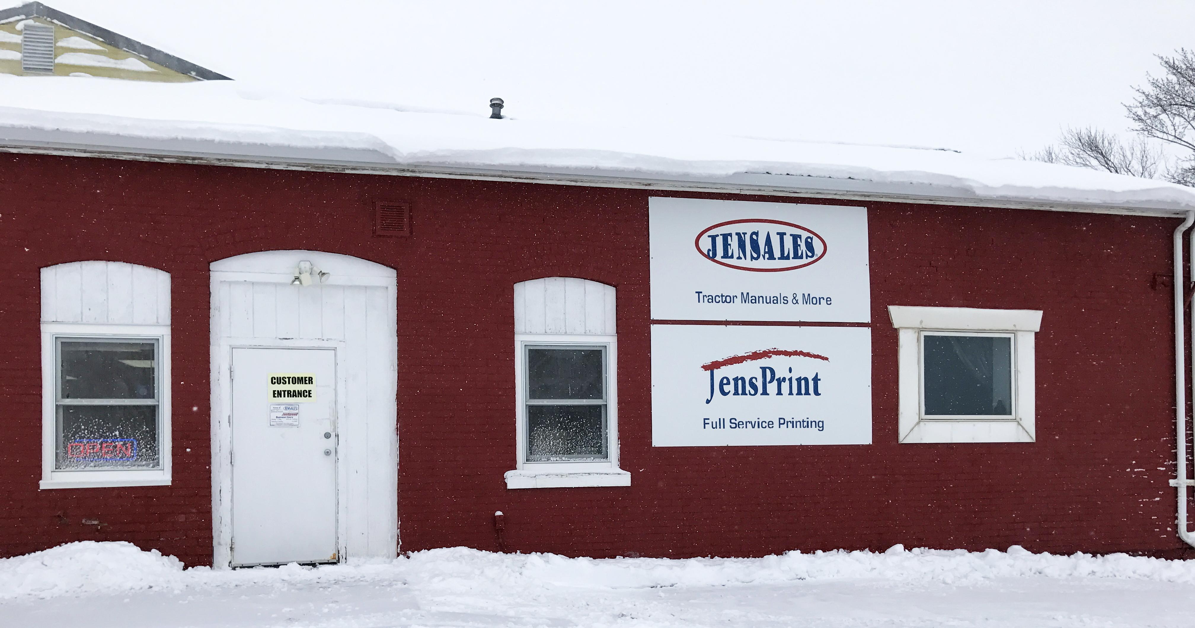 Tractor Manuals | Tractor Parts | Heavy Equipment | Jensales